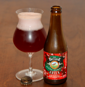 La Becasse Kriek – 3,4