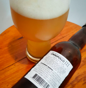 Degustação #1608 – Omnipollo Magic #3 Protein Shake IIPA – 4,1