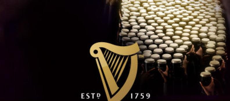 Arthur Guinness´s Day – Today 17:59 raise your pint and celebrate