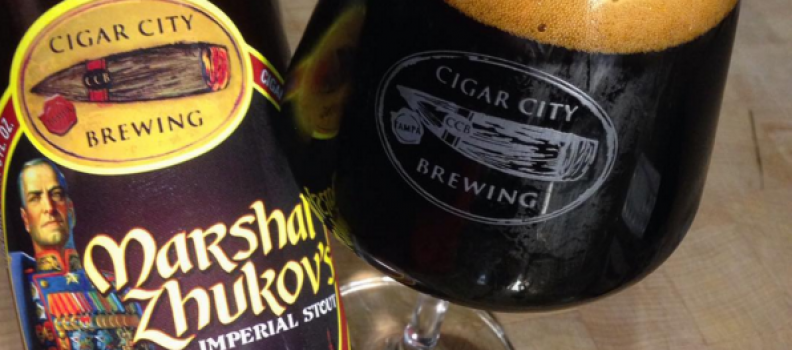 Cigar City Marshal Zhukov's – 4,5
