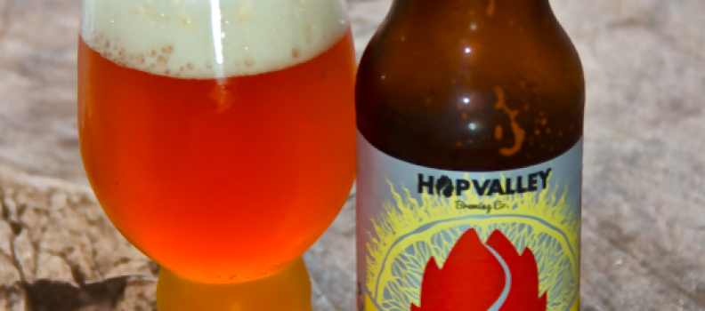 Hop Valley Citrus Mistress – 4,1