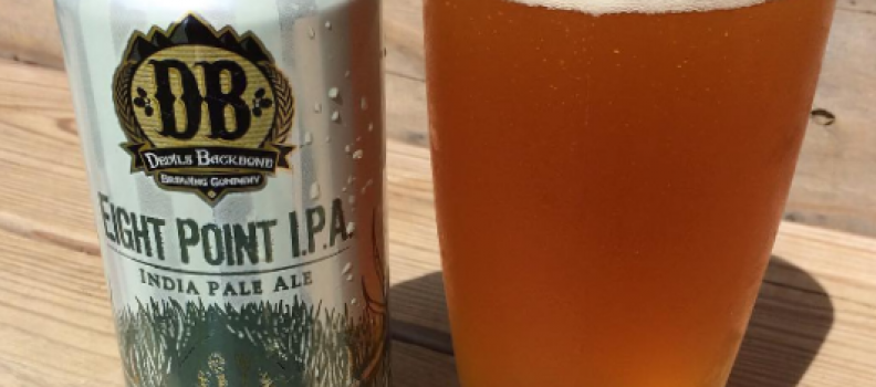 Devils Backbone Eight Point IPA – 3,9