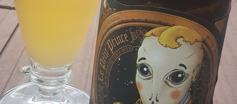 Jester King Le Petit Prince Farmhouse – 4,0