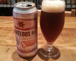 Sixpoint Righteous Ale – 3,4