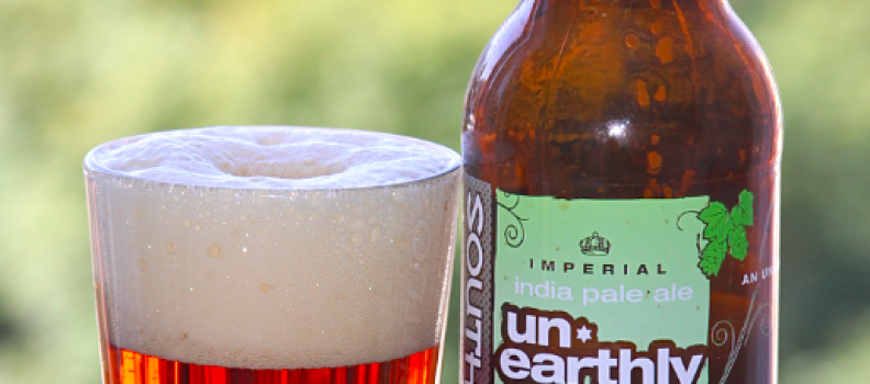 Southern Tier Unearthly Imperial IPA – 3,6