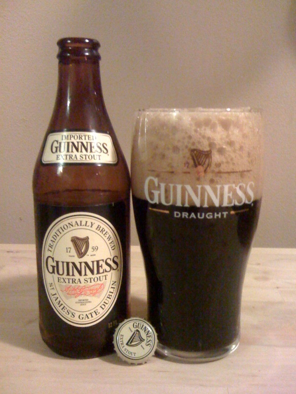Guinness Extra Stout – 3,9