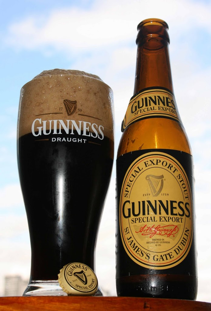 Guinness Special Export – 4,1