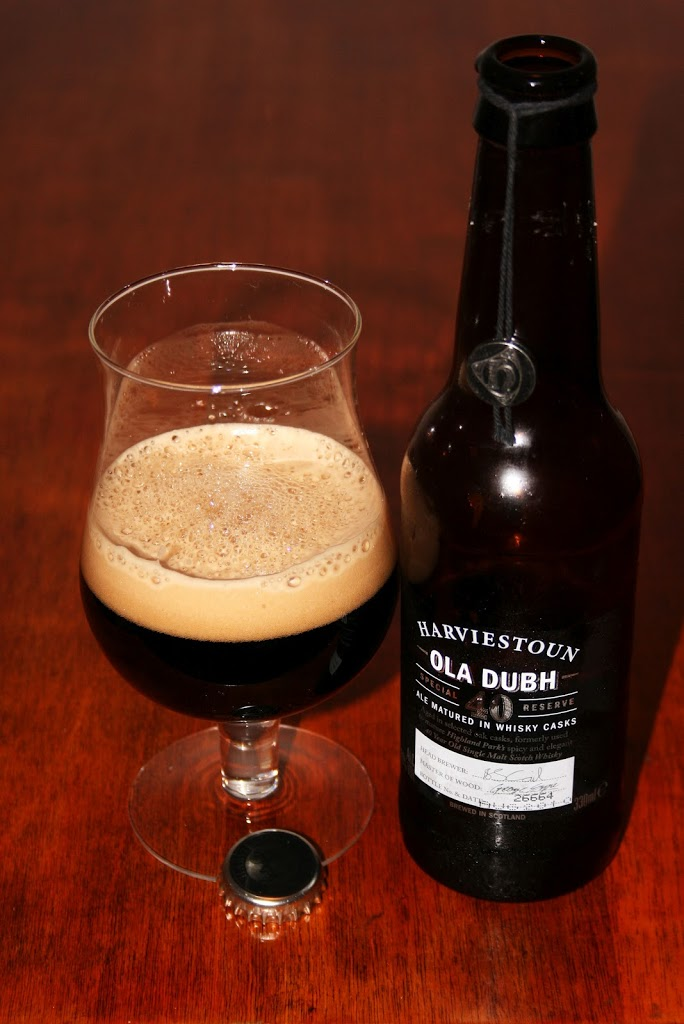 Ola Dubh Special Reserve 40 – 4,7