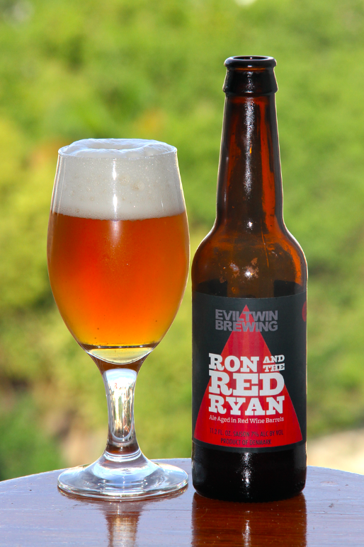 Evil Twin Ron and The Red Ryan – 4,4
