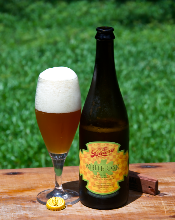 The Bruery White Oak – 4,5