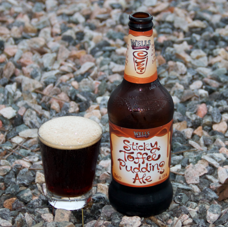 Wells Sticky Toffee Pudding Ale – 3,8
