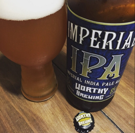 Worthy Imperial IPA – 3,6