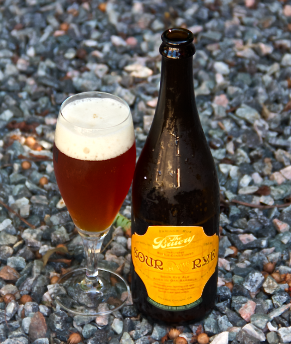 The Bruery Sour in The Rye – 4,6