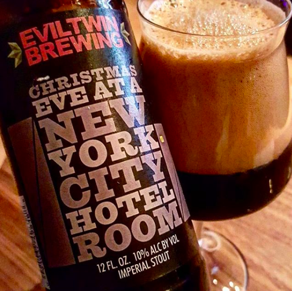 Evil Twin Christmas Eve at a New York City Hotel Room – 4,0